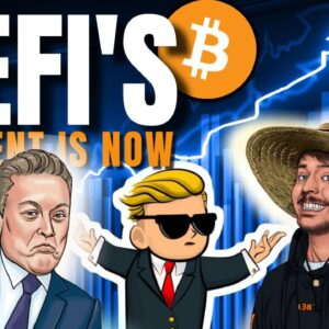 #Bitcoin, #Ethereum and #Cryptocurrency: Decentralization's Zeitgeist Moment is Here!!! 🚀