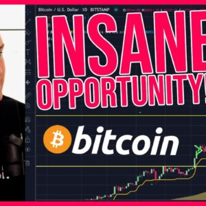INSANE OPPORTUNITY!!! BITCOIN AND ETHEREUM NEEDED THIS!!