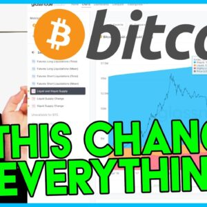 NEW BITCOIN METRIC IS VERY BULLISH!!!