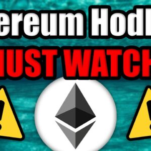 ⚠�WARNING TO ALL ETHEREUM HODLERS IN JANUARY 2021! ALL NEW ETH CRYPTOCURRENCY INVESTORS MUST WATCH!