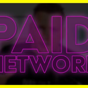 PAID NETWORK LAUNCHING WITH VERRRRY INTERESTING MODEL!!!
