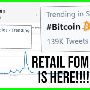 RETAIL FOMO IS HERE!!!