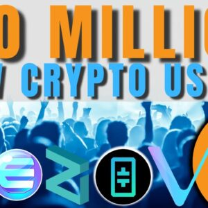 Huge CRYPTO News: DeFi To Acquire 100 MILLION Users | ETH, THETA, ZIL, VET, ENJ, ADA