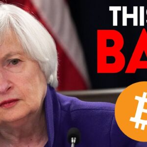 THE BIDEN ADMINISTRATION IS COMING AFTER BITCOIN!!!