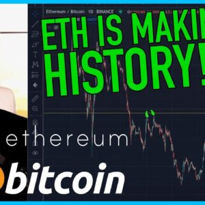 THIS BITCOIN & ETHEREUM METRIC IS SMASHING HISTORIC LEVELS!!!!