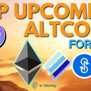 HUGE Altcoin Updates: Ethereum, Enjin, Linear Finance, YfDFI, E-Money, Ergo and ShareRing