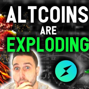 URGENT!! ALTCOIN SEASON ABOUT TO EXPLODE WITH GAINS! Watch This Now