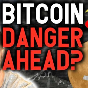 WARNING: BITCOIN DANGER AHEAD? BTC next pump resumes on THIS DATE?