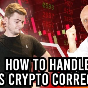 WATCH THIS: How To Handle This Crypto Dip?? What Should You Do?!