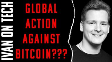 WILL REGULATORS TRY TO KILL BITCOIN??