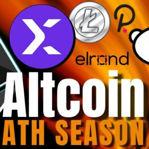 Ethereum, Polkadot, StormX: Altcoins are on FIRE 🔥 and ETH is JUST GETTING STARTED!!! 🚀