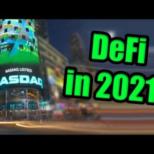 NASDAQ Backed DeFi Crypto to Watch in 2021 | Stablecoin Exchange Platform