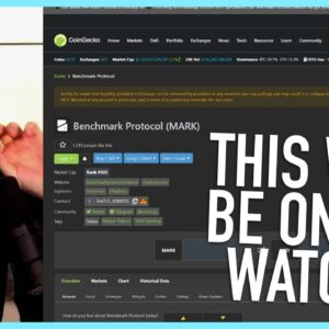 BENCHMARK PROTOCOL WILL BE ONE TO WATCH!!! IVAN ON TECH EXPLAINS...