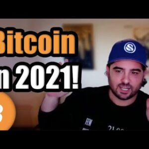 """Bitcoin Could Be At $100,000 Next Week!"" - Brekkie Von Bitcoin on Cryptocurrency in 2021"