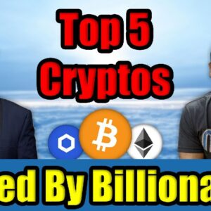 BREAKING: Billionaire's Cryptocurrency Portfolio LEAKED in 2021! Elon Musk BULLISH on Crypto! 🛑