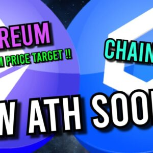 ETHEREUM ATH IMMINENT + PRICE TARGET!!|Ethereum & Chainlink predictions