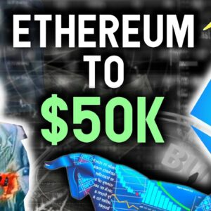 ETH TO $50K! How to max gains from Ethereum & Altcoin Season