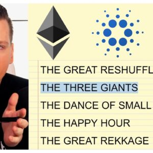 ETHEREUM, POLKADOT, AND CARDANO (THE 3 GIANTS OF 2021)