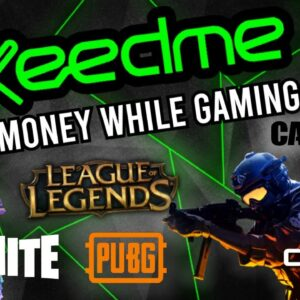 Exeedme (XED): Earn Money By GAMING! 🎮 NFT's + Gaming + Blockchain!