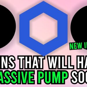 3 ALTCOINS SETTING UP TO EXPLODE SOON!! 🚀 [+ NEW INVESTMENT REVEALED] 👀