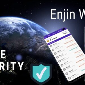 How To Use Enjin Wallet: NSA Grade Security!!