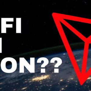 How To Use JustLend: DeFi on Tron (TRX)