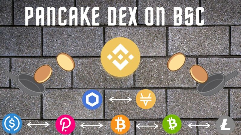 How To Use Pancake Swap: #1 DEX on Binance Smart Chain.