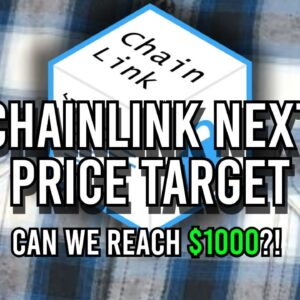 CHAINLINK New ATH!! Next Target Revealed 👀 | LINK Price Prediction