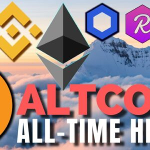 Bitcoin AT $1 TRILLION | Binance Coin, Cardano, Avalanche, Injective, Polygon, AAVE, Harmony, REEF