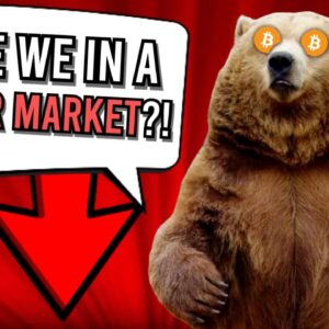 MUST WATCH: ARE WE IN A BEAR MARKET?! 🐻📉