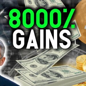 8000% GAINS? THIS ONE THING will bring $80 Trillion and send crypto parabolic with profits