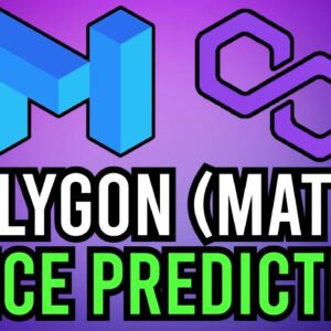 POLYGON (MATIC) PRICE PREDICTION!! 👀 [Polkadot Competitor?!]