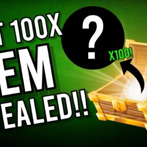 THE NEXT 100X CRYPTO GEM REVEALED!! 👀 [Don't Miss Out!!]