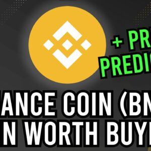 WHY BINANCE COIN IS GOING CRAZY!! - STILL GOOD TO INVEST?!