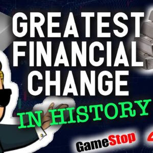 WILL TOMORROW START THE GREATEST FINANCIAL CHANGE IN HISTORY?