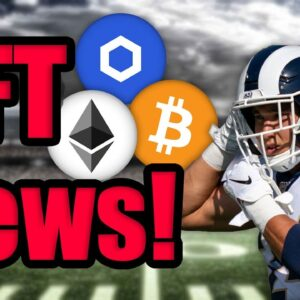 Why NFTs are the BIGGEST Opportunity in Professional Sports | Cryptocurrency in 2021 | Taylor Rapp