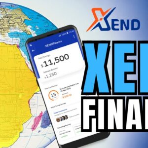 XEND Finance: Africa's Binance Smart Chain DeFi Solution to Central Bank Inflation