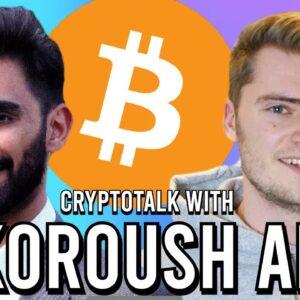 Cryptotalk With Koroush AK
