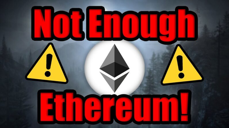 HURRY! Ethereum Hodlers MUST WATCH Before July 2021!! Supply Shock Happening in 3.. 2.. 1.. BOOM!