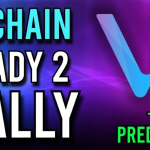 🚀 VECHAIN (VET): A CRYPTO READY TO EXPLODE!  🚀