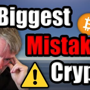 #1 Biggest MISTAKE For Cryptocurrency Investors in April 2021!! When to Sell?! [MY STRATEGY]