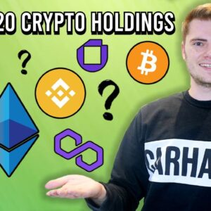 My Top 20 Crypto Holdings!