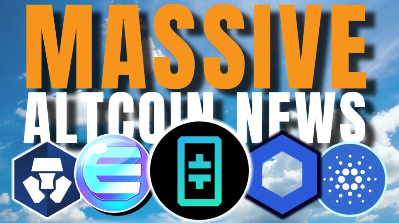 HUGE Altcoin News: THETA Mainnet 3.0, Enjin All-Time High, Kucoin (KCS) Price Analysis