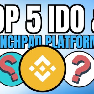 MAJOR CRYPTO TREND! Top 5 Crypto Launchpads and IDO Platforms 🚀