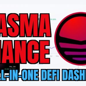 Plasma Finance - Your All In One DeFi Dashboard