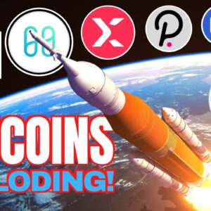 ALTCOINS ROCKETING: Harmony, StormX, Crypto.com, Polkadot, Chainlink, Chiliz and GeoDB 🚀😎