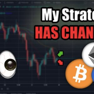 My Cryptocurrency Investing Strategy HAS CHANGED! Big Ethereum/Cardano Update! [VERY PERSONAL]