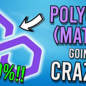 WHY POLYGON (MATIC) IS GOING PARABOLIC 🚀