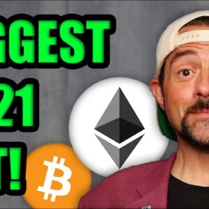 Hollywood Filmmaker Goes ALL IN on Cryptocurrency in 2021 | Kevin Smith Auctioning Next Movie as NFT