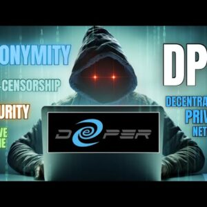 Deeper Network - Instant Data Privacy and Decentralized Private Network